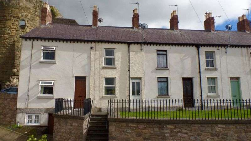2 Bedrooms Terraced House for sale in Tower Terrace, Denbigh