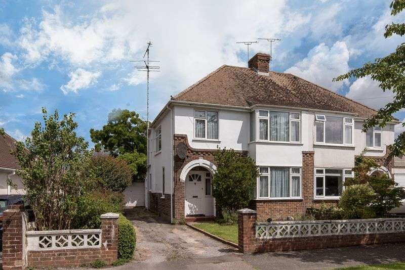 Property for sale in Mackie Avenue, Hassocks, West Sussex,