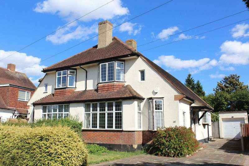 3 Bedrooms Semi Detached House for sale in Mitchley Grove, Sanderstead, Surrey