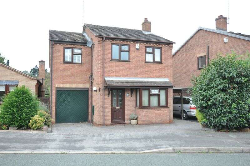 4 Bedrooms Detached House for sale in PORTWAY DRIVE, TUTBURY