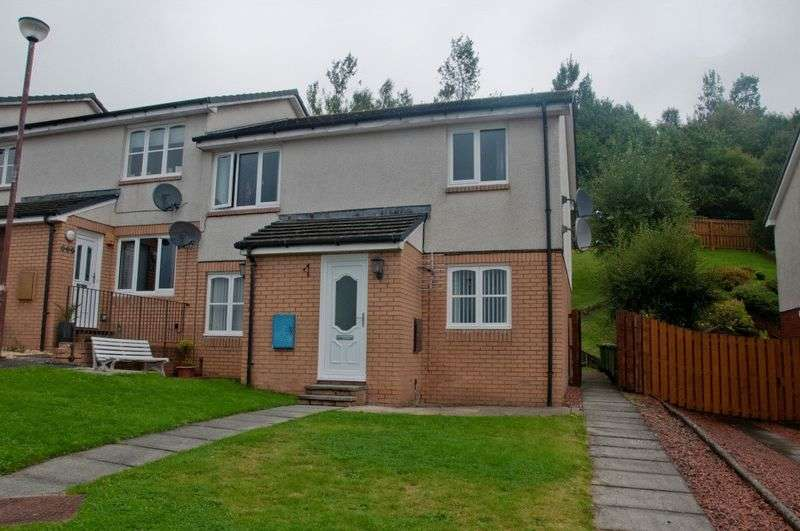 2 Bedrooms Flat for sale in Mary Stevenson Drive, Alloa