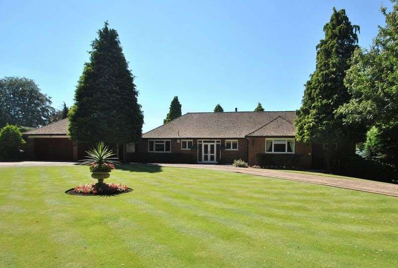 4 Bedrooms Detached Bungalow for sale in Highland Road, Sevenoaks