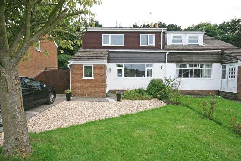 3 Bedrooms Semi Detached House for sale in Ingol Gardens, Hambleton