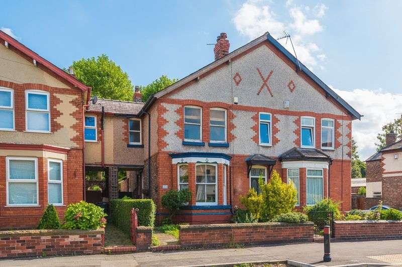 3 Bedrooms Semi Detached House for sale in Grange Avenue, Warrington