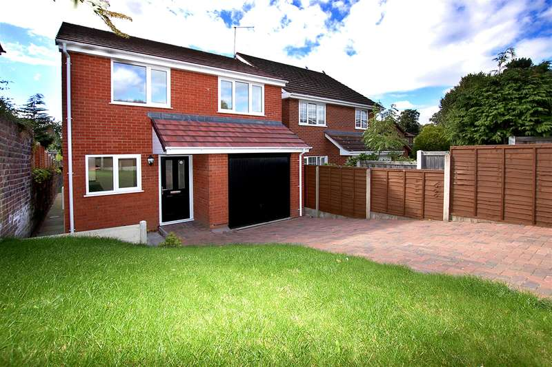 3 Bedrooms Detached House for sale in Ibstock Drive, Stourbridge, West Midlands, DY8 1NW