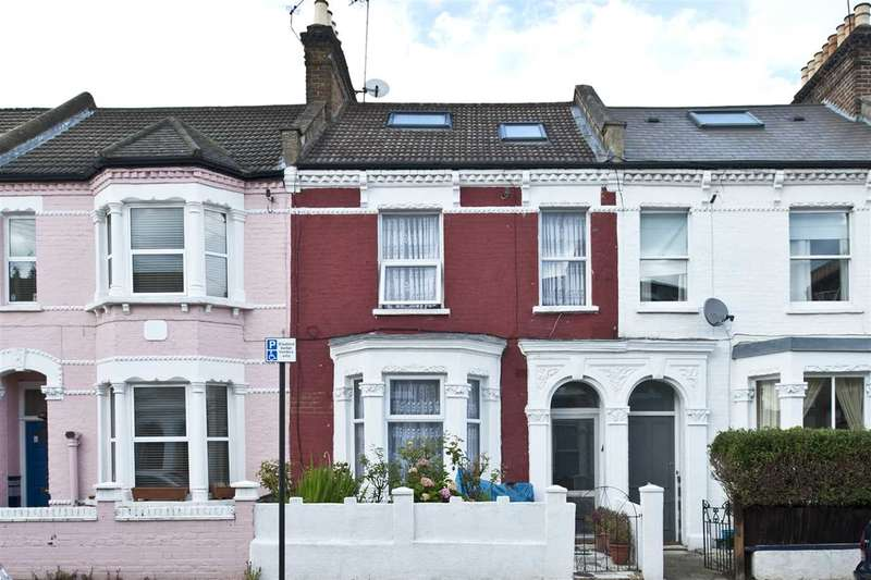 4 Bedrooms Terraced House for sale in Hadyn Park Road, Shepherd's Bush