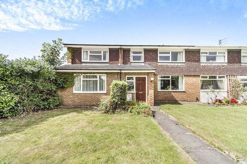 4 Bedrooms Semi Detached House for sale in Honister Walk, Egglescliffe, Stockton-On-Tees, TS16