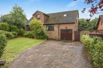 3 Bedrooms Detached House for sale in Nemos Close, Helsby, Frodsham, Cheshire, WA6