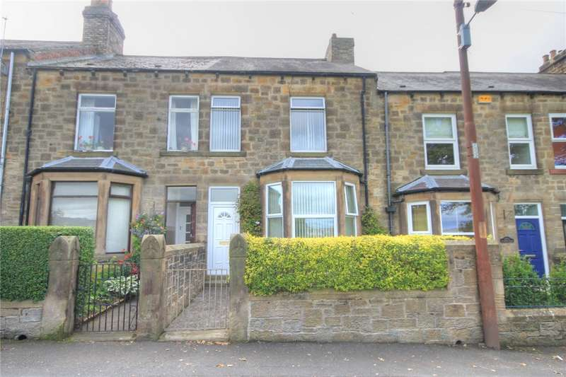 2 Bedrooms Terraced House for sale in St Cuthberts Avenue, Blackhill, Consett, DH8