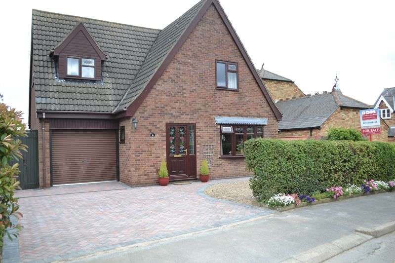 3 Bedrooms Detached House for sale in North Street, Roxby, Scunthorpe