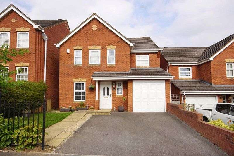 4 Bedrooms Detached House for sale in 78 Jellicoe Avenue, Stapleton, Bristol BS16 1WJ