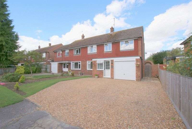 4 Bedrooms Semi Detached House for sale in Craigwell Avenue, Bedgrove