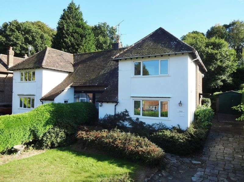 3 Bedrooms Semi Detached House for sale in Kings Road, Haslemere