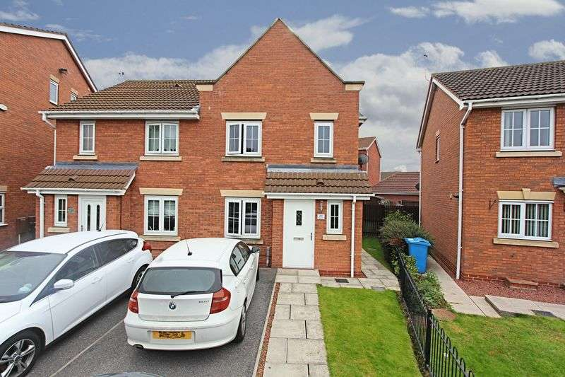 3 Bedrooms Semi Detached House for sale in Marfleet Avenue, Hull