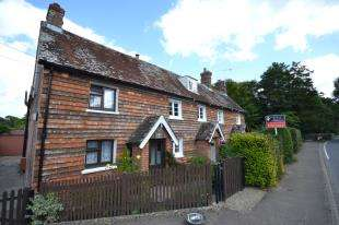 2 Bedrooms Terraced House for sale in Riverbridge Cottages, The Street, Sedlescombe, Battle