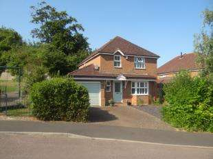 4 Bedrooms Detached House for sale in Laurel Way, Chartham, Canterbury