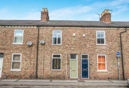 2 Bedrooms House for sale in Milner Street, York, North Yorkshire, .