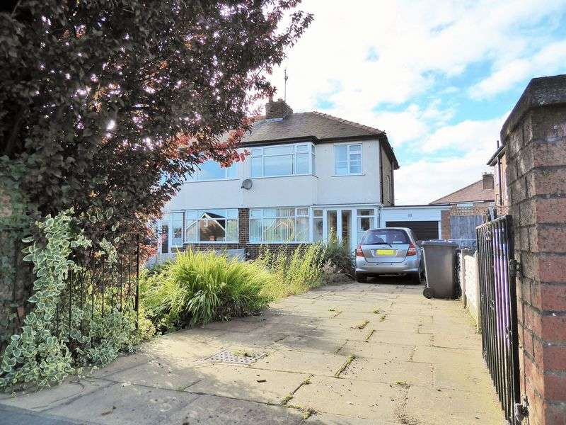 3 Bedrooms Semi Detached House for sale in Bankfield Lane, Bankfield, Southport