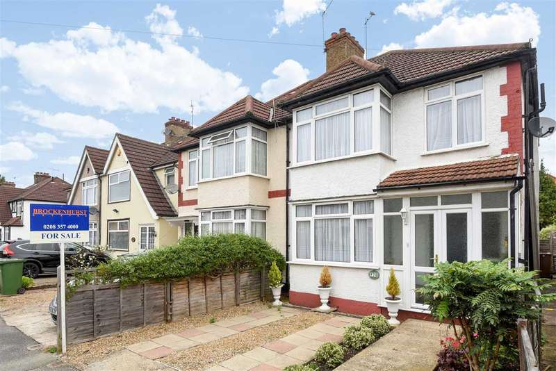 3 Bedrooms Semi Detached House for sale in Toorack Road, Harrow