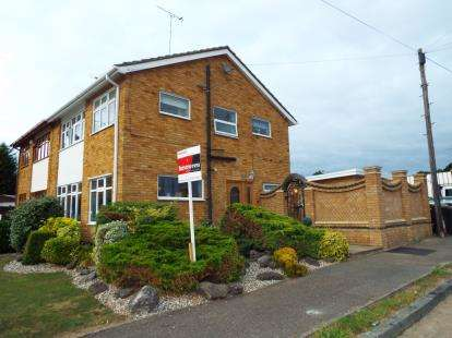4 Bedrooms Semi Detached House for sale in Rayleigh, Essex