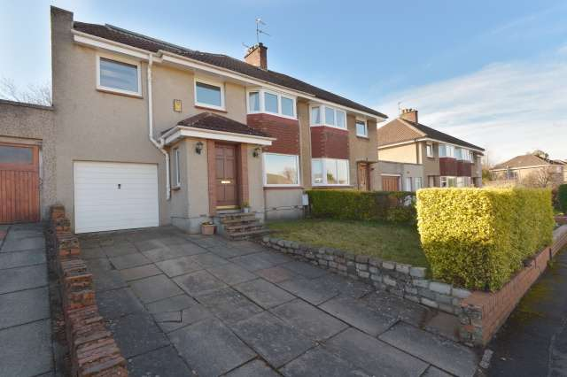 4 Bedrooms Semi Detached House for sale in Redford Avenue, Colinton, Edinburgh, EH13 0BX