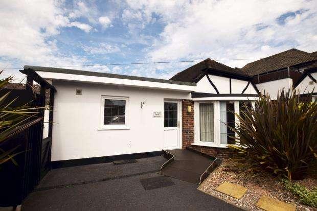 1 Bedroom Semi Detached Bungalow for sale in Dainton Court, 95 Dartmouth Road, Paignton, Devon