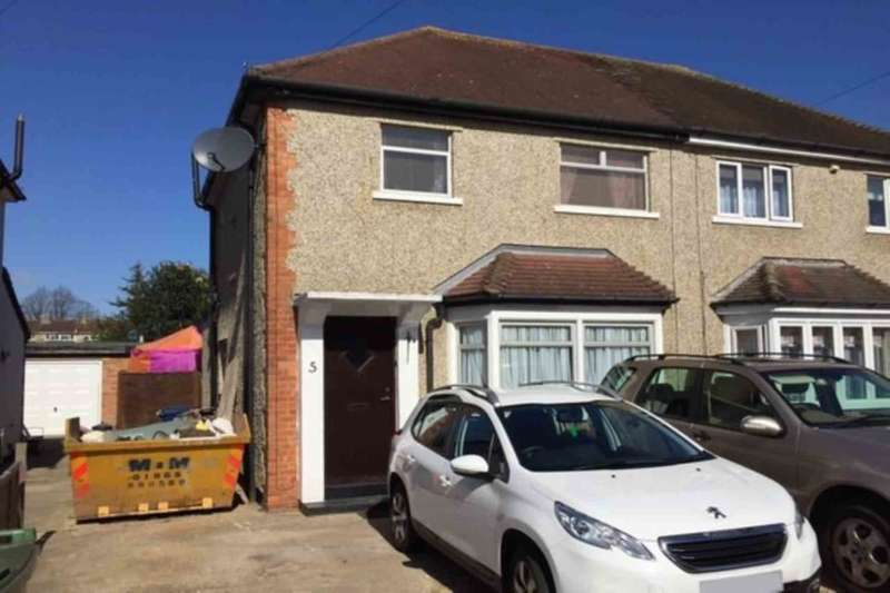 4 Bedrooms Semi Detached House for sale in Rupert Road, Cowley