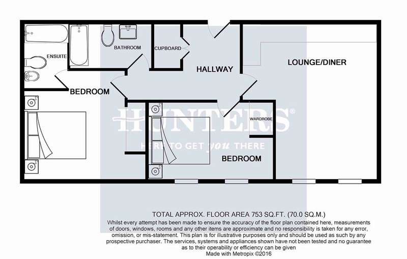 2 Bedrooms Flat for sale in Flat 23 White Lion CloseLondon Road, East Grinstead, RH19