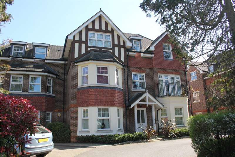 2 Bedrooms Apartment Flat for sale in Milford House, Pembroke Road, Woking, Surrey, GU22