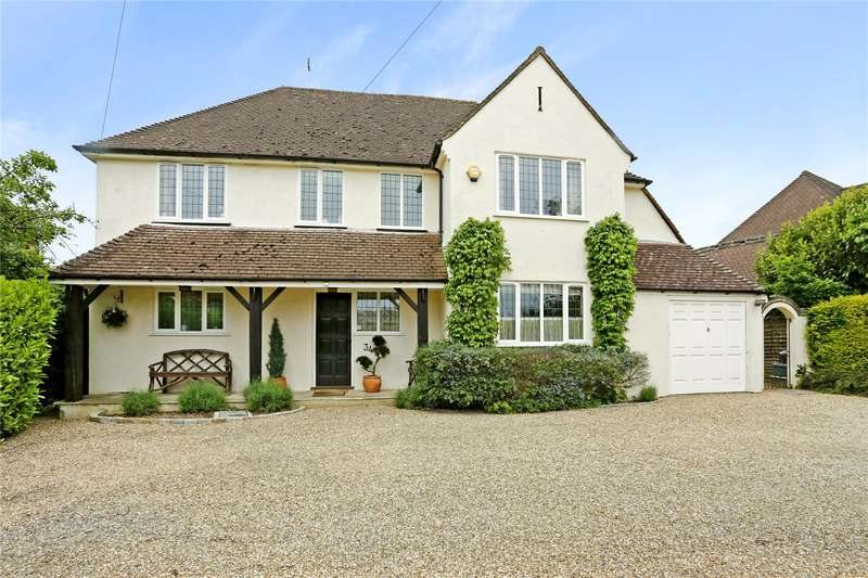 4 Bedrooms Detached House for sale in Eghams Wood Road, Beaconsfield, Buckinghamshire, HP9