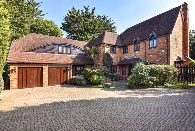 5 Bedrooms Detached House for sale in Ashton Place, Maidenhead, Berkshire, SL6