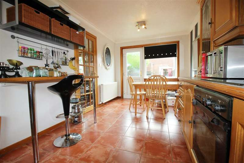 3 Bedrooms End Of Terrace House for sale in Braes View, Denny