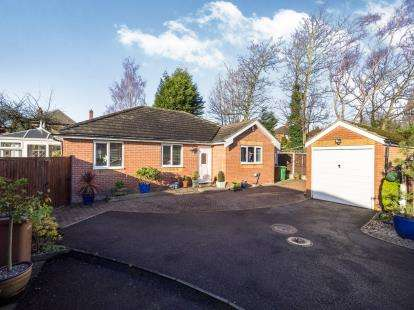 2 Bedrooms Bungalow for sale in Hinsley Court, Nottingham, Nottinghamshire