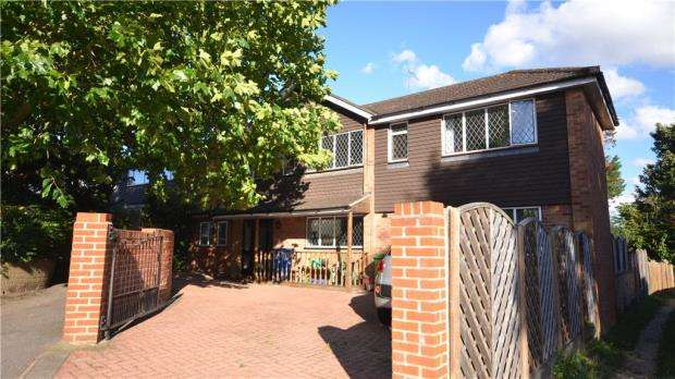 4 Bedrooms Detached House for sale in Boyn Hill Road, Maidenhead, Berkshire