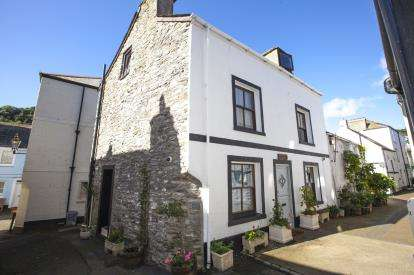 4 Bedrooms Semi Detached House for sale in Looe, Cornwall