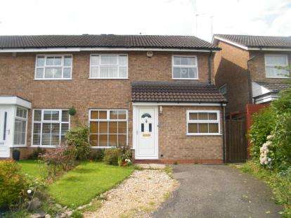 3 Bedrooms Semi Detached House for sale in Glenmore Drive, Birmingham, West Midlands