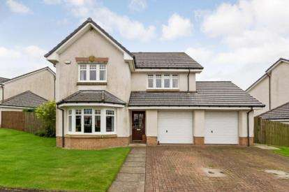 4 Bedrooms Detached House for sale in Holmhead Drive, Stewarton