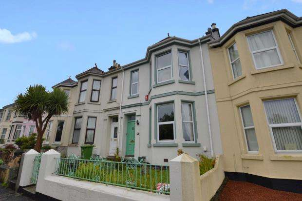 4 Bedrooms Terraced House for sale in Wolseley Road, Plymouth, Devon