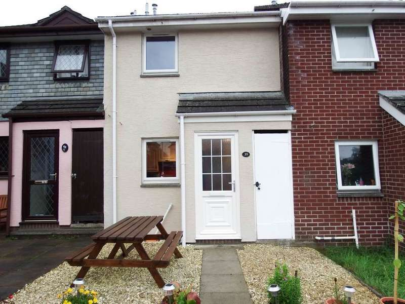 2 Bedrooms Terraced House for sale in Laburnum Drive, Whiddon Valley