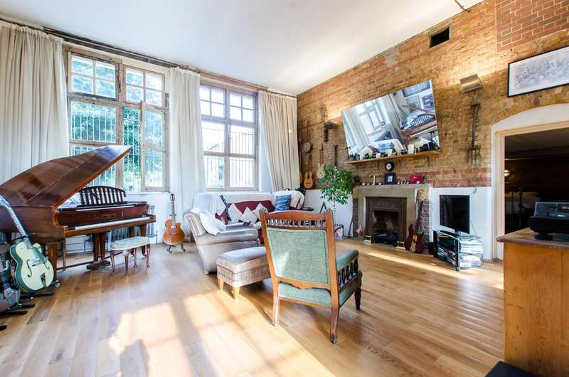 2 Bedrooms Flat for sale in Prioress Street, Borough, SE1