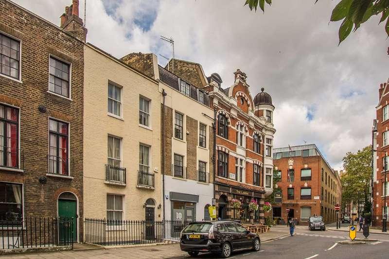 1 Bedroom Flat for sale in Shouldham Street, Marylebone, W1H