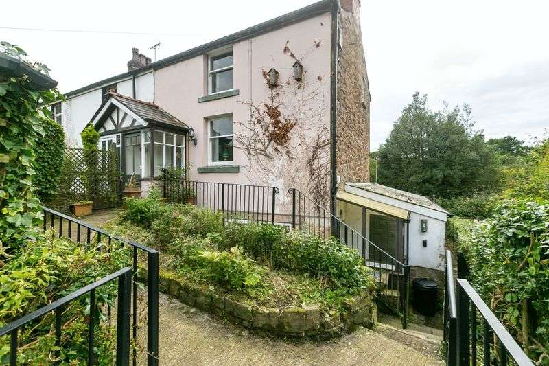 1 Bedroom Semi Detached House for sale in Riverside Cottage, Birchin Lane, Brindle, PR6 8LY