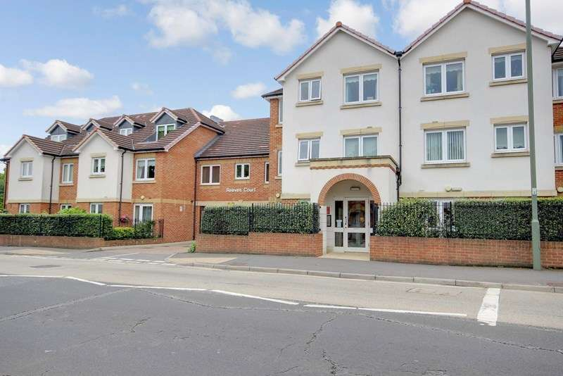 2 Bedrooms Retirement Property for sale in Reeves Court, Camberley, GU15 3EJ