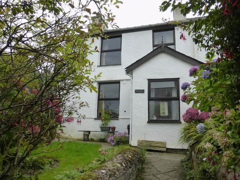 2 Bedrooms Terraced House for sale in Llanllyfni