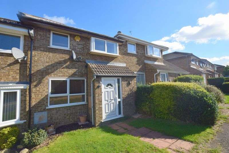 3 Bedrooms Terraced House for sale in Favell Drive, Milton Keynes