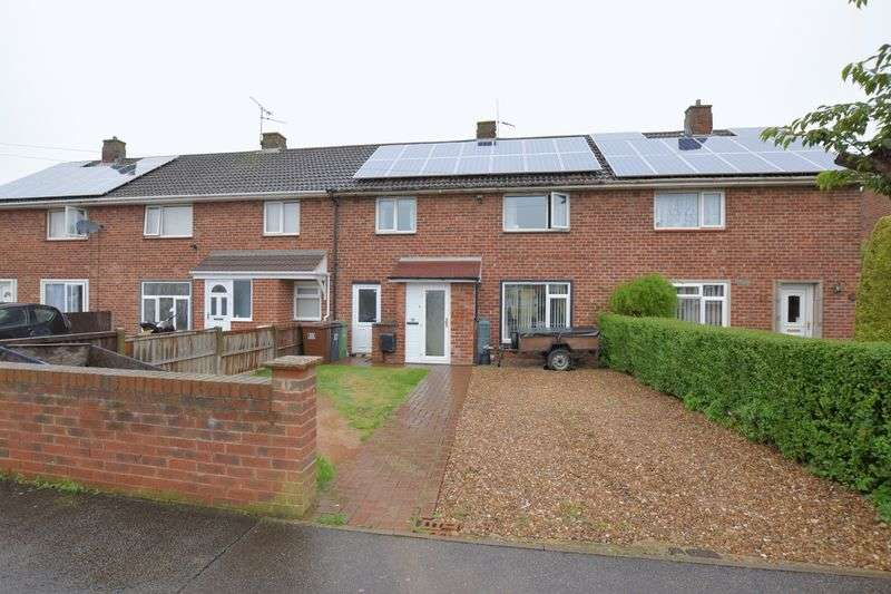3 Bedrooms Terraced House for sale in Thoresway Drive, Lincoln