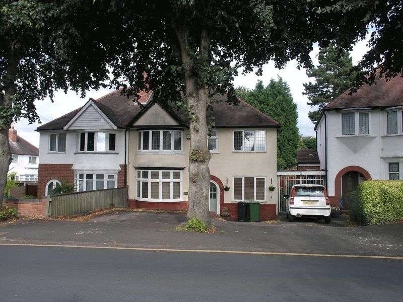 3 Bedrooms Semi Detached House for sale in STOURBRIDGE, Vauxhall Road