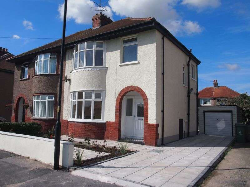 3 Bedrooms Semi Detached House for sale in Acre Moss Lane, Morecambe