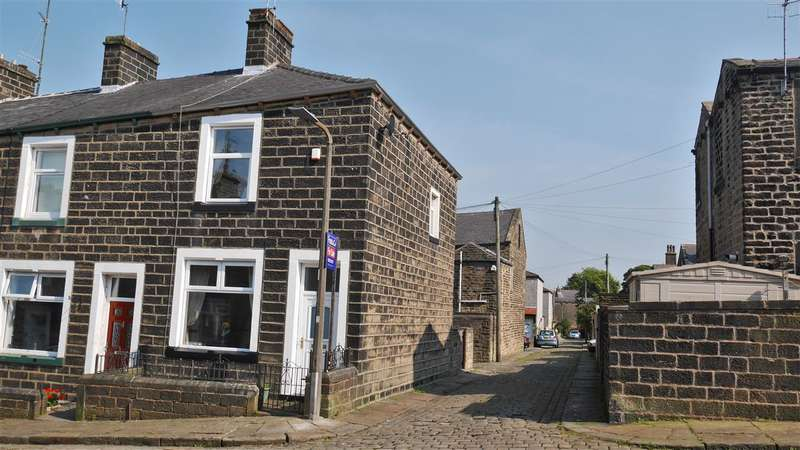 2 Bedrooms End Of Terrace House for sale in Dudley Street, Colne