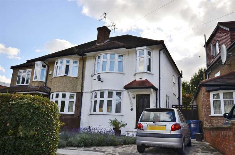 3 Bedrooms Semi Detached House for sale in Pymmes Green Road, London